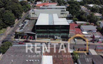 Alquiler de Edificio corporativo La Reforma. San Benito. San Salvador.